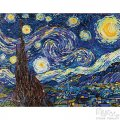 Diamond Dotz Van Gogh Starry Night