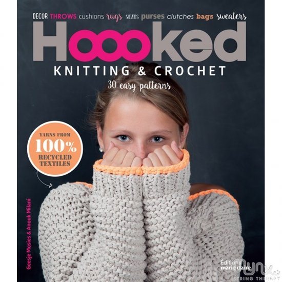 Hoooked Knitting and Crochet (UK) - Click Image to Close