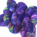 100% Merino Handpainted 4ply 200g - Northern Lights