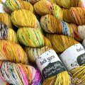 HF Sock yarn - Fool's Gold