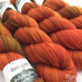 HF Sock yarn - Copper Penny