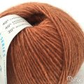 Air Lace Weight A11 Burnt Tangerine